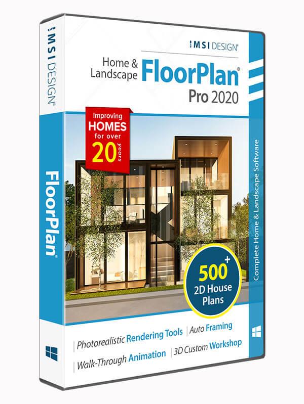 Floorplan Pro 2020