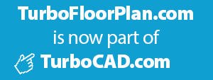 TurboFloorPlan.com is now part of TurboCAD.com