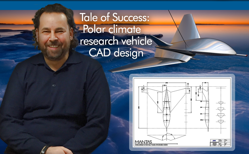 Tales of Success: Polar climate vehicle