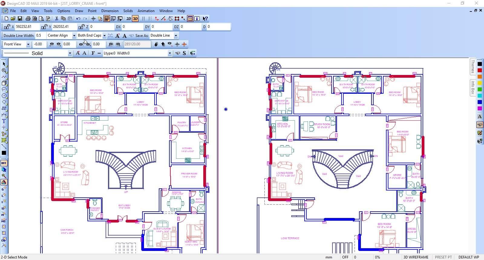 DesignCAD 2D 2019 - TurboCAD via IMSI Design