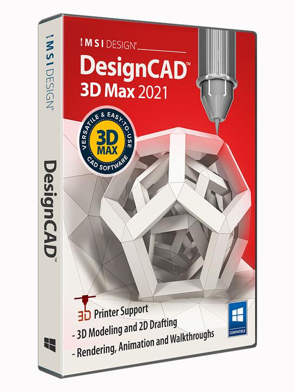 DesignCAD 3D Max 2021