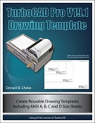 TurboCAD Drawing Template Tutorial