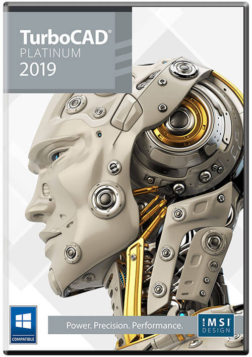 TurboCAD 2019 Platinum Free Trial