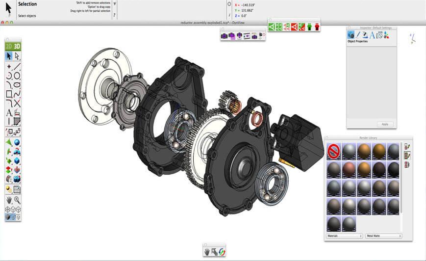 turbocad mac pro