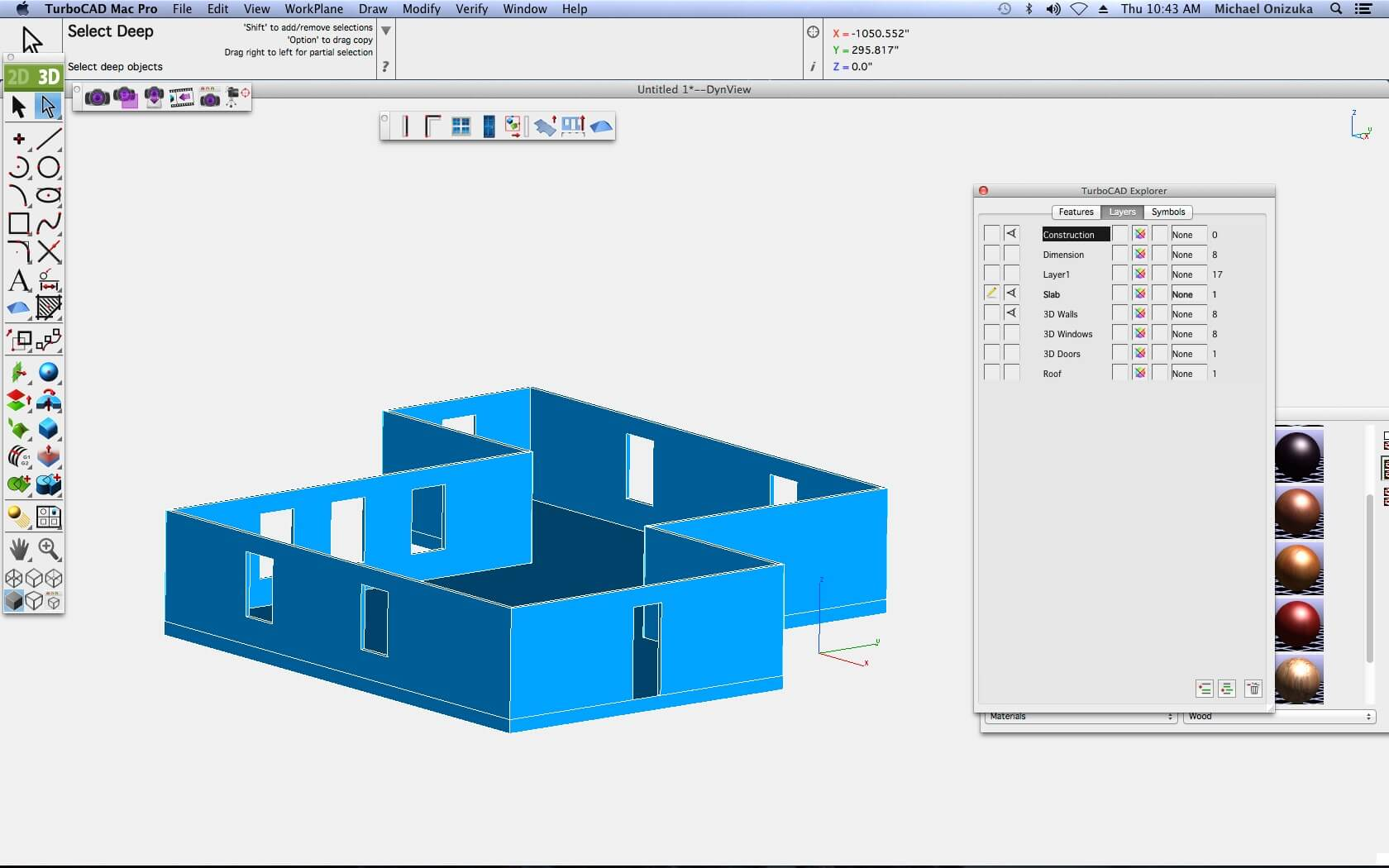 architectural design tools turbocad via imsi design