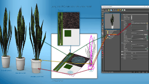 New UV Mapping of SMESH Objects