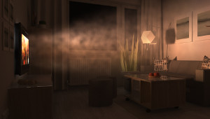 Volumetric Effect