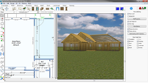 Floorplan and Frame